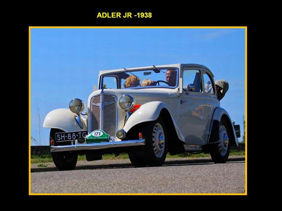 ADLER JR -1938