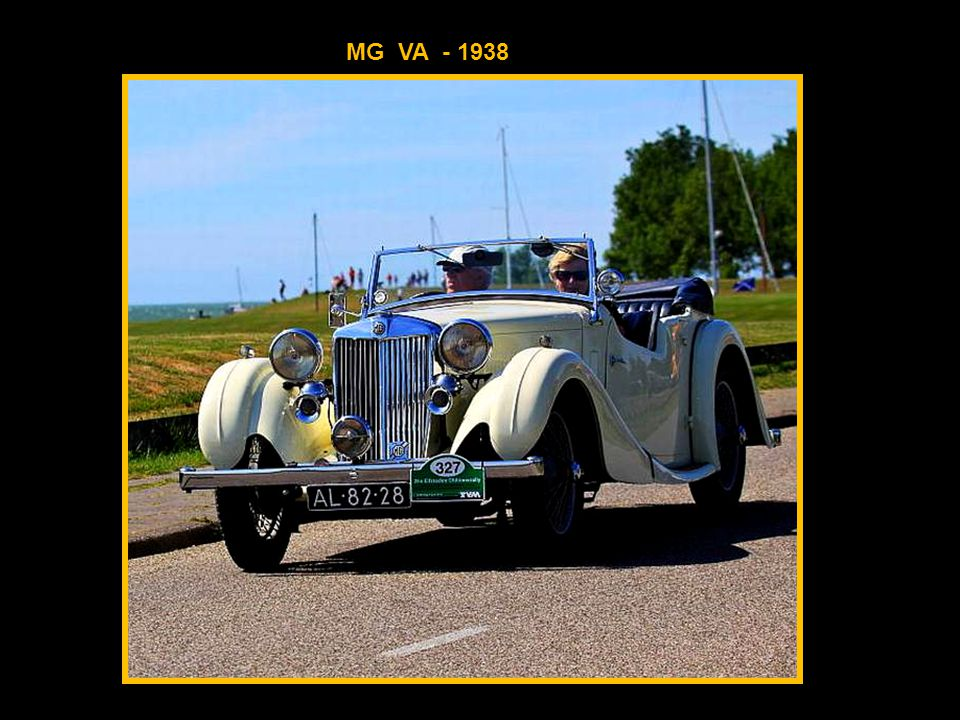 MG VA - 1938