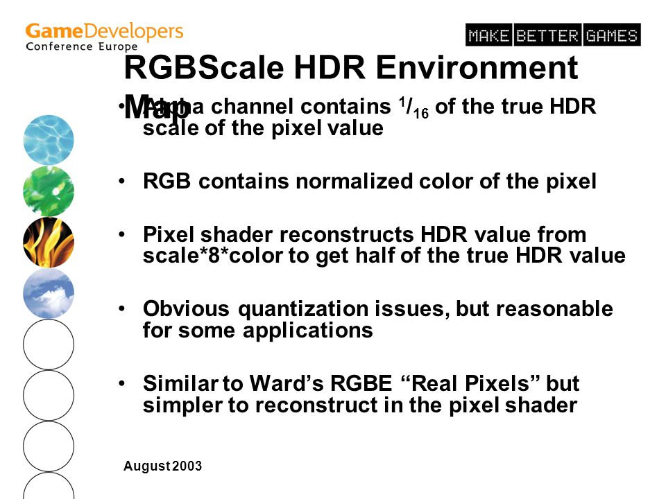 RGBScale HDR Environment Map