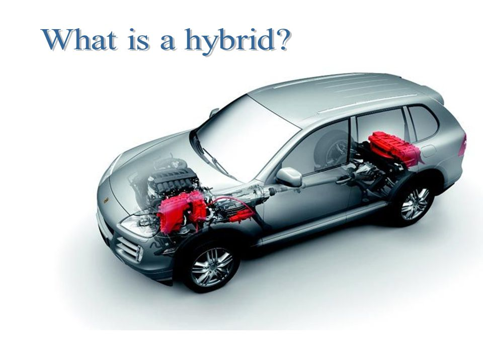 What is a hybrid