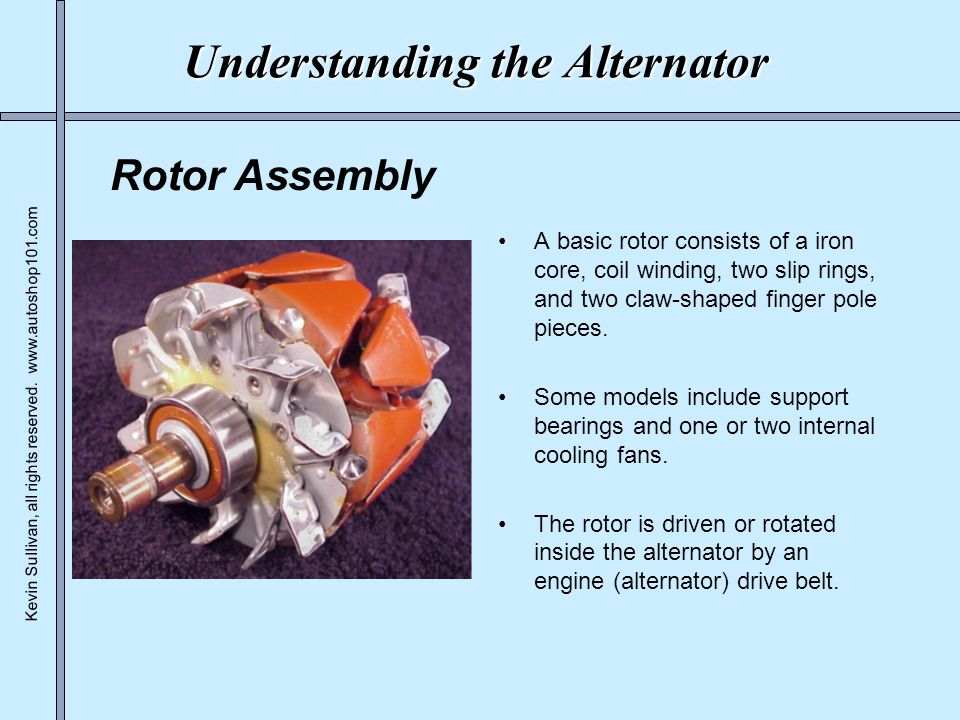 Understanding the Alternator