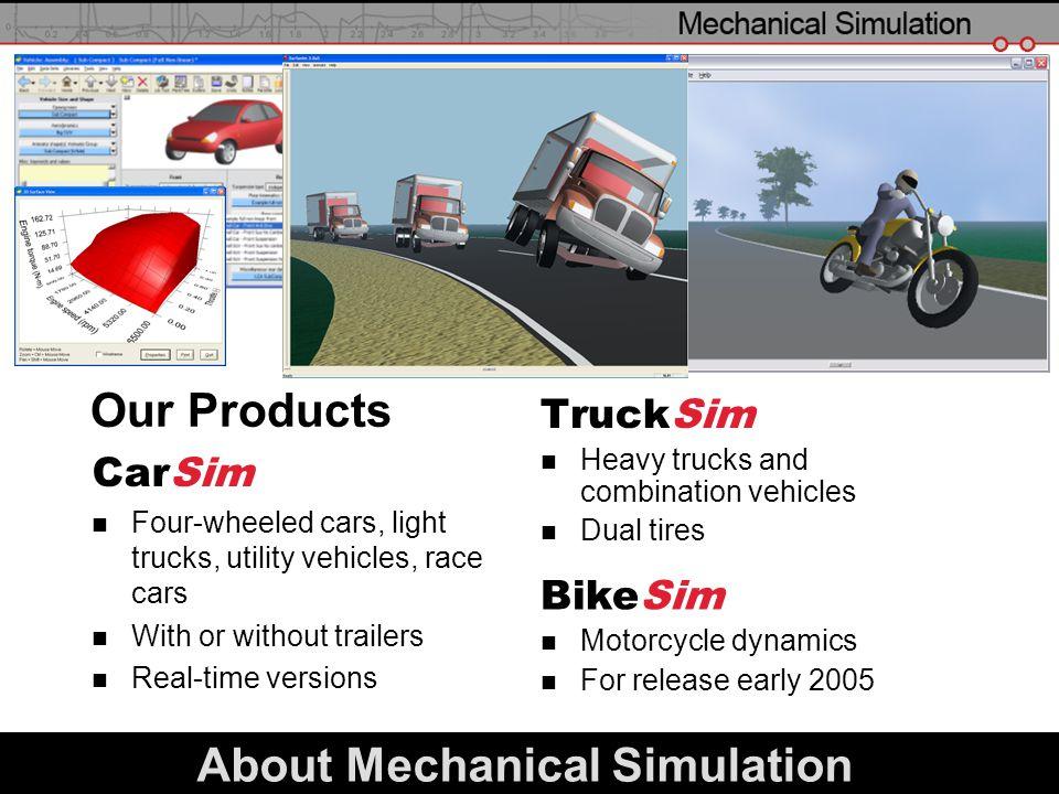About Mechanical Simulation