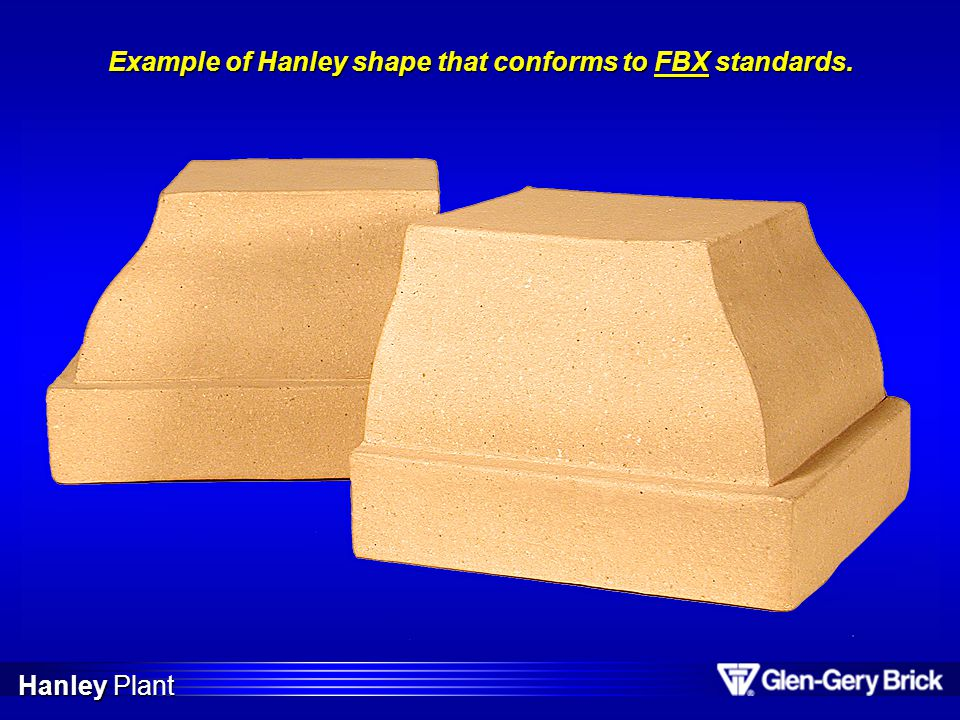 Example of Hanley shape that conforms to FBX standards.