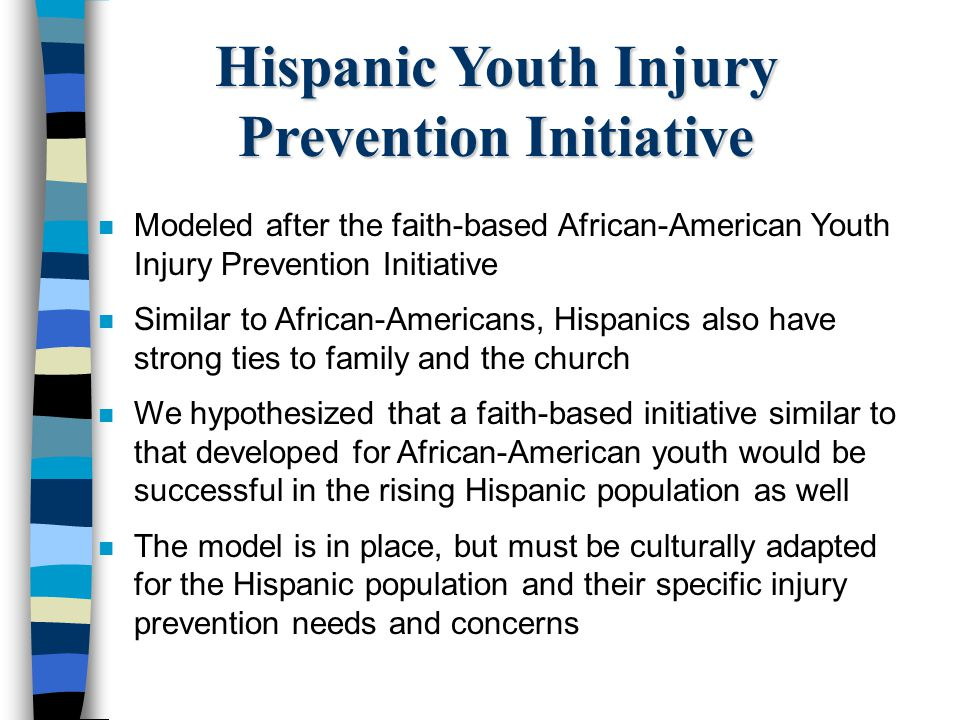 Hispanic Youth Injury Prevention Initiative