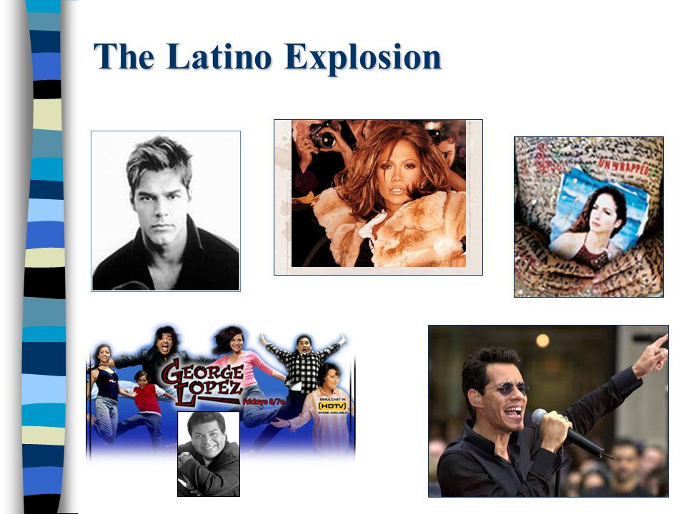 The Latino Explosion