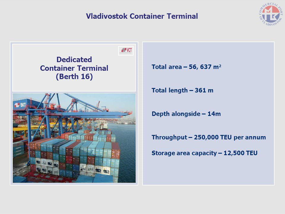 Vladivostok Container Terminal