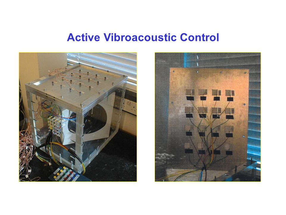 Active Vibroacoustic Control