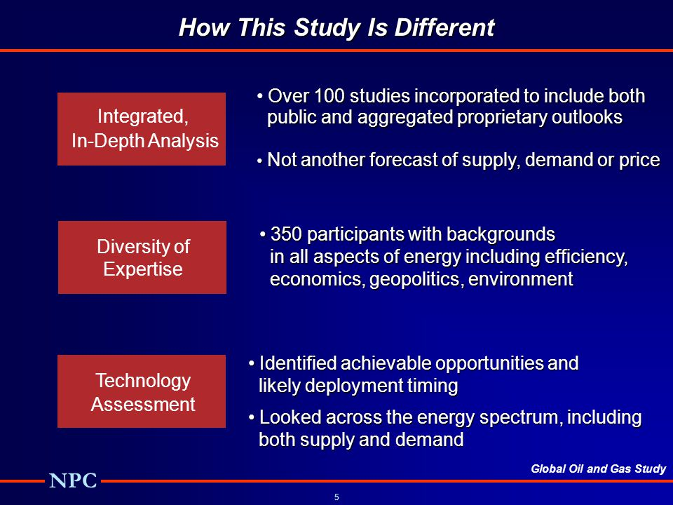 How This Study Is Different