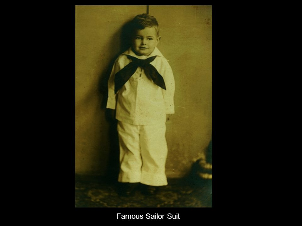 Famous Sailor Suit