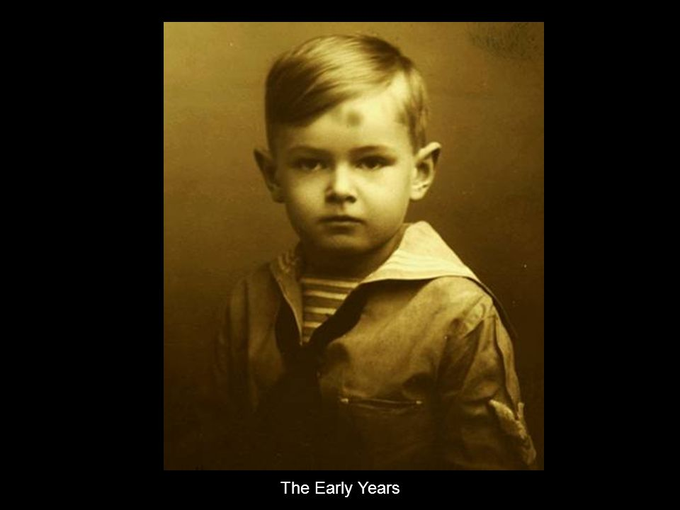 The Early Years