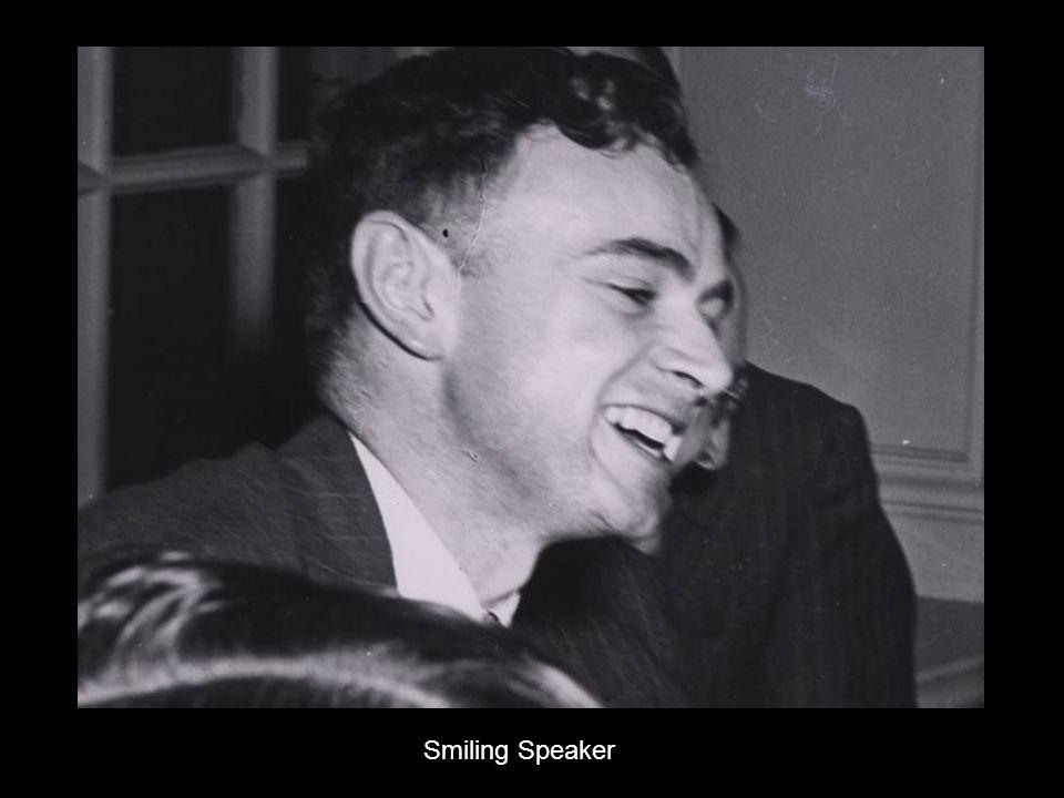 Smiling Speaker