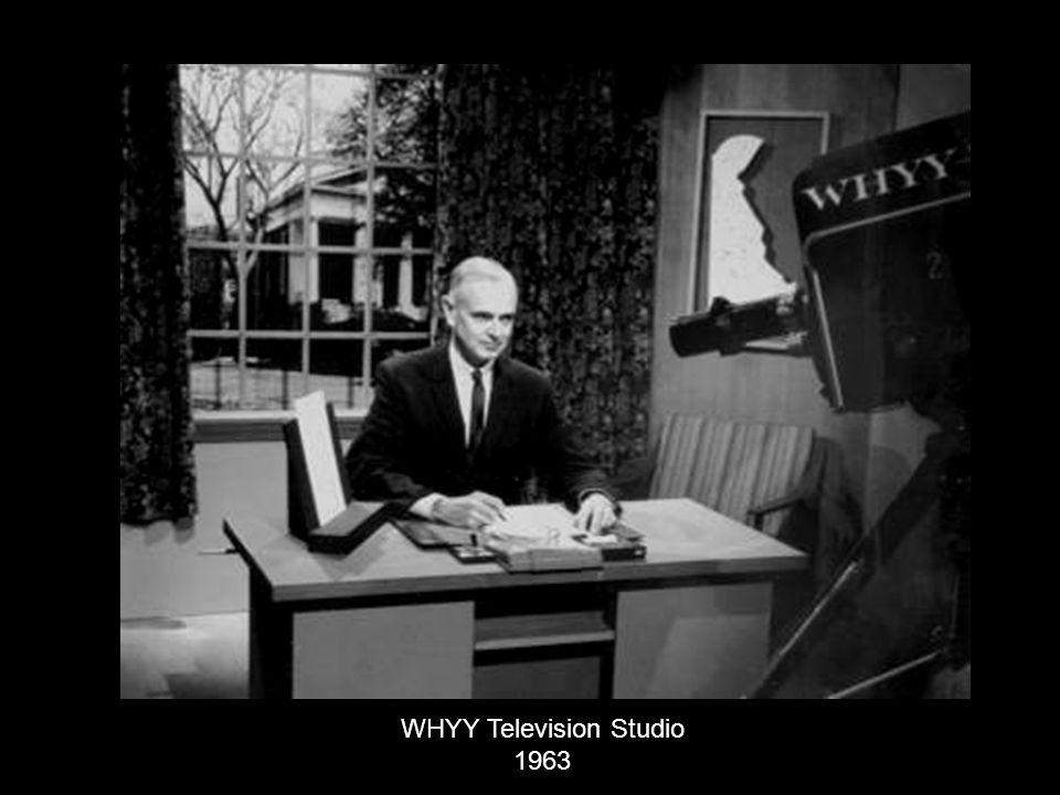 WHYY Television Studio