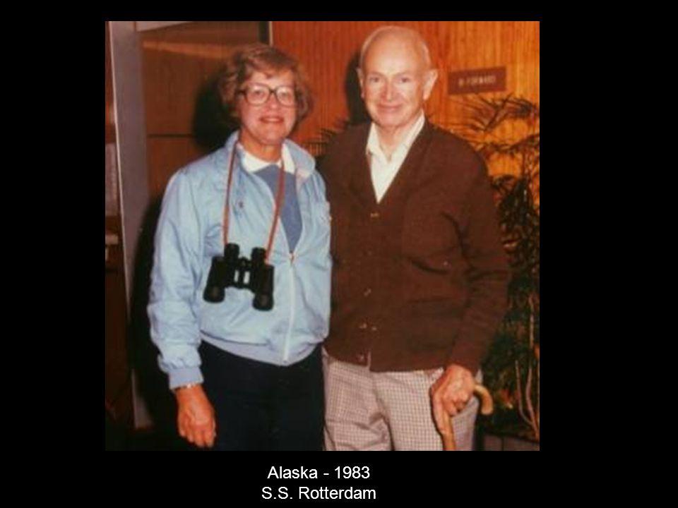 Alaska - 1983 S.S. Rotterdam