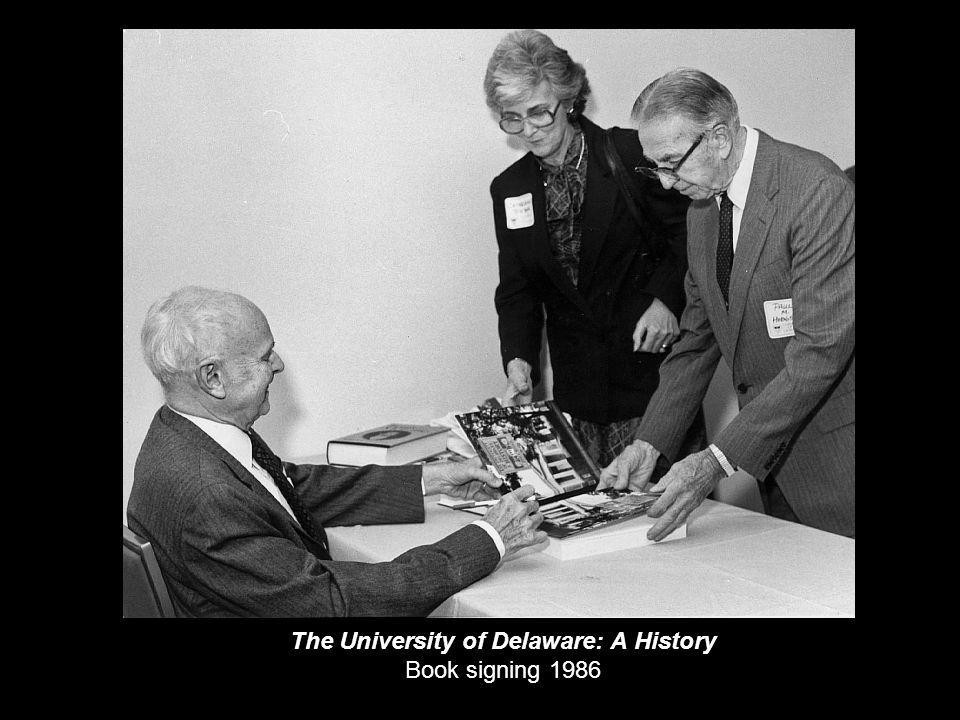 The University of Delaware: A History