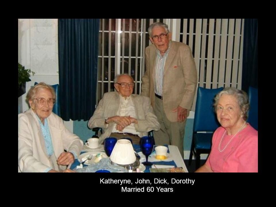 Katheryne, John, Dick, Dorothy