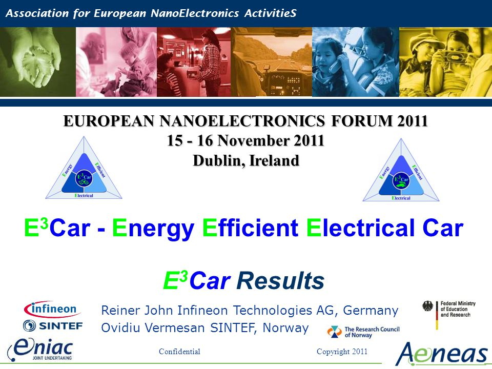 E3Car - Energy Efficient Electrical Car