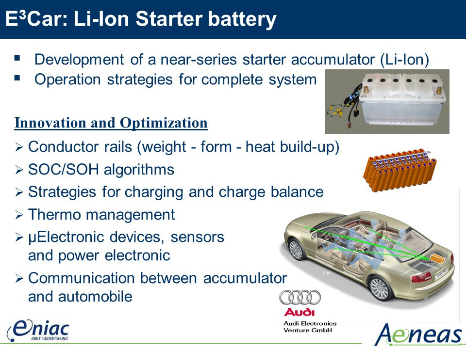 4/1/2017 17 E3Car: Li-Ion Starter battery