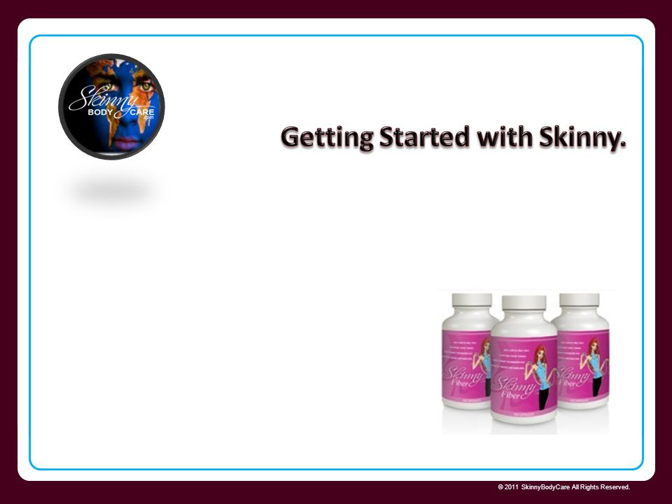 Getting Started with Skinny.