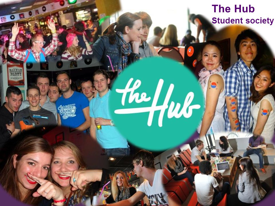 The Hub Student society City of Venlo