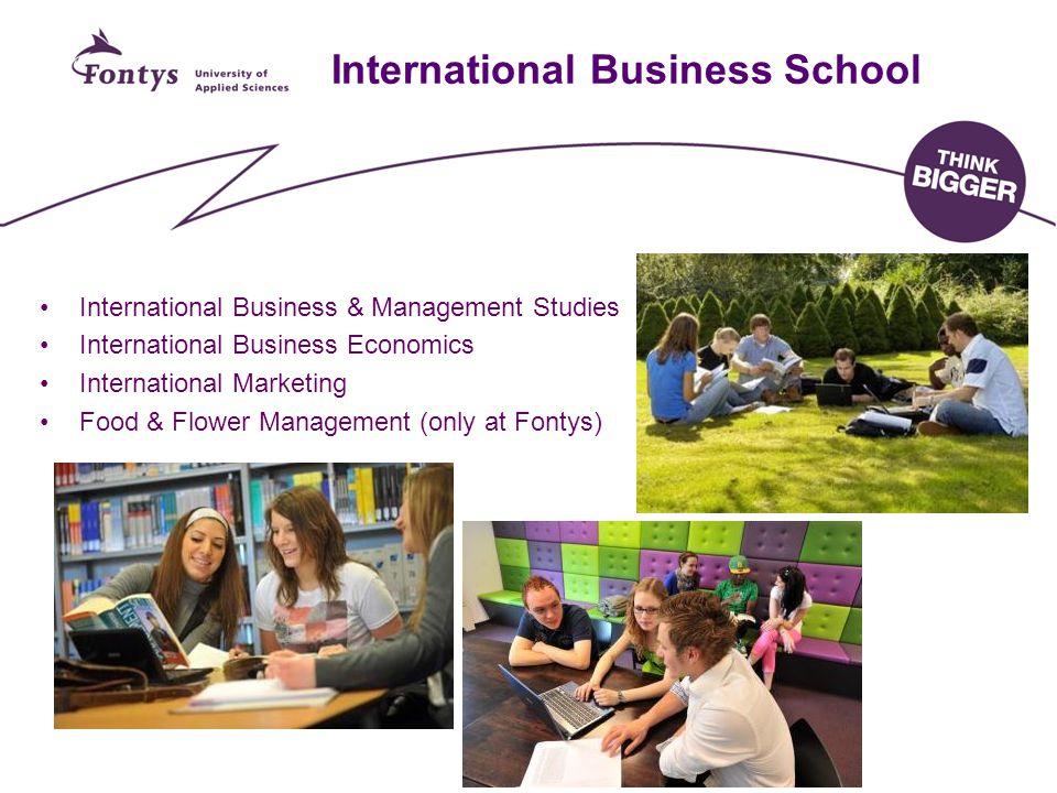 International Business School