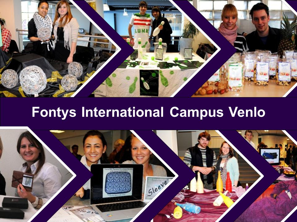 Fontys International Campus Venlo