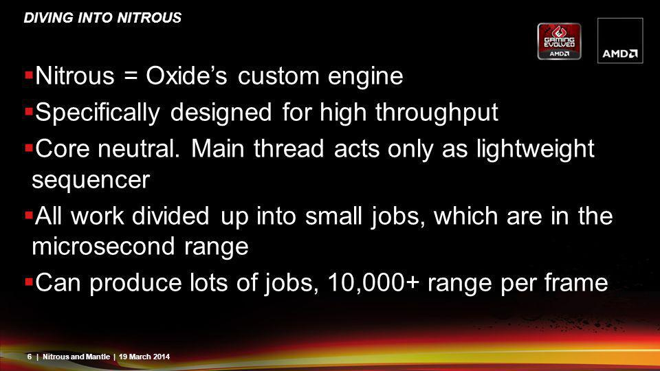 Nitrous = Oxide's custom engine