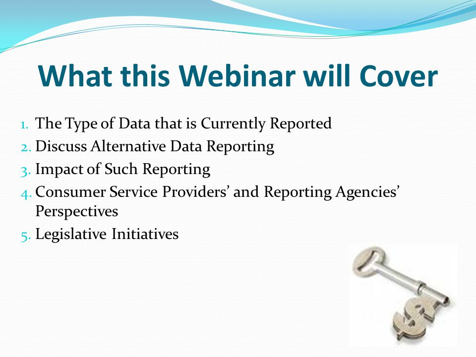What this Webinar will Cover