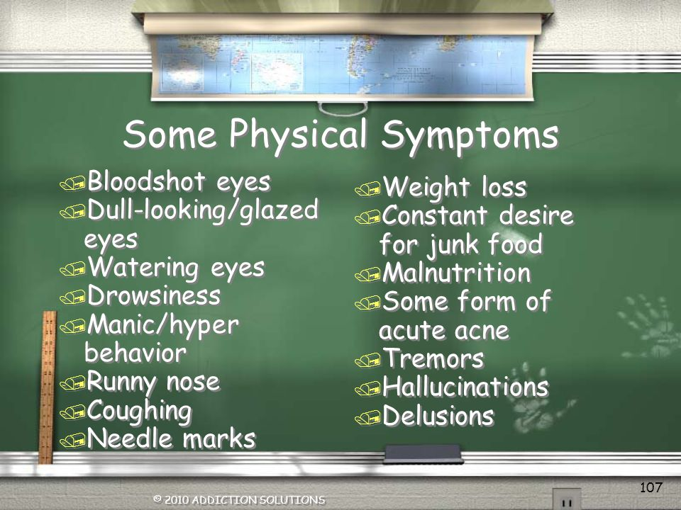 Some Physical Symptoms