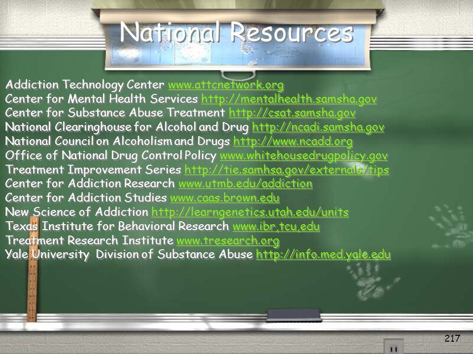 National Resources