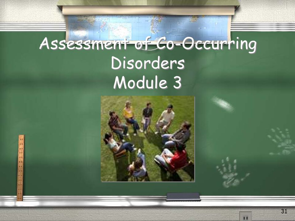 Assessment of Co-Occurring Disorders Module 3