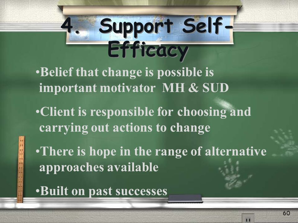 4. Support Self-Efficacy