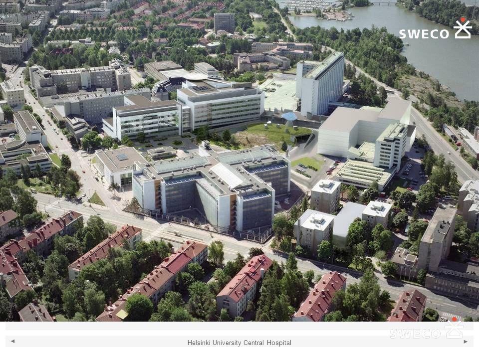 Helsinki University Central Hospital