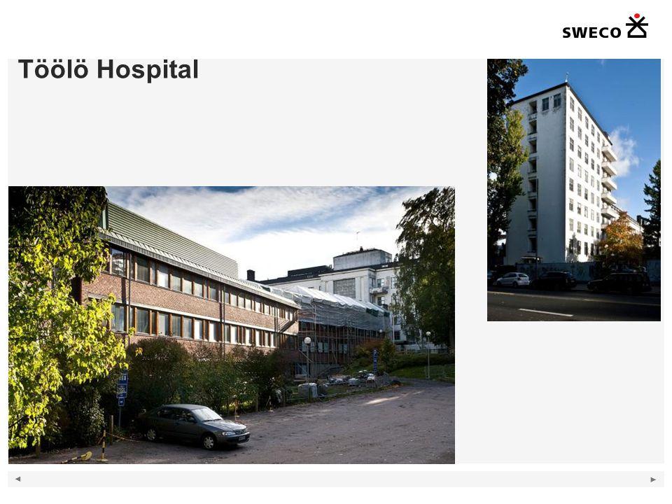 Töölö Hospital copyright © Mikael Paatela / Sweco Paatela Architects Oy