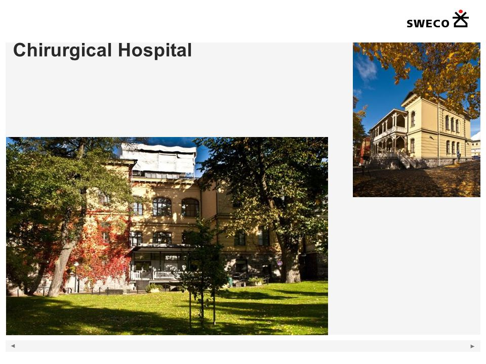 Chirurgical Hospital copyright © Mikael Paatela / Sweco Paatela Architects Oy
