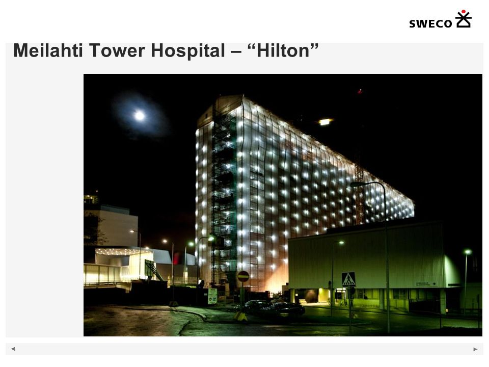 Meilahti Tower Hospital – Hilton