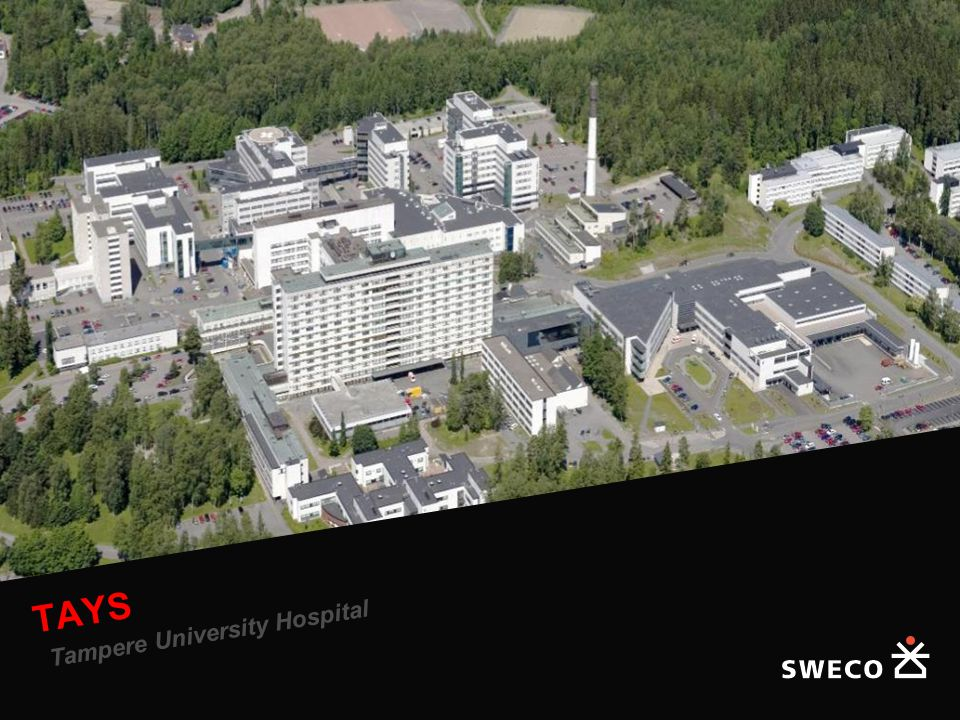 Helsinki University Central Hospital, Triangle Hospital