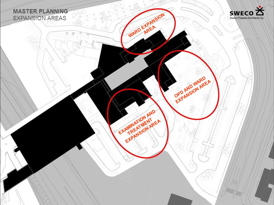 OPD AND WARD EXPANSION AREA EXAMINATION AND TREATMENT EXPANSION AREA