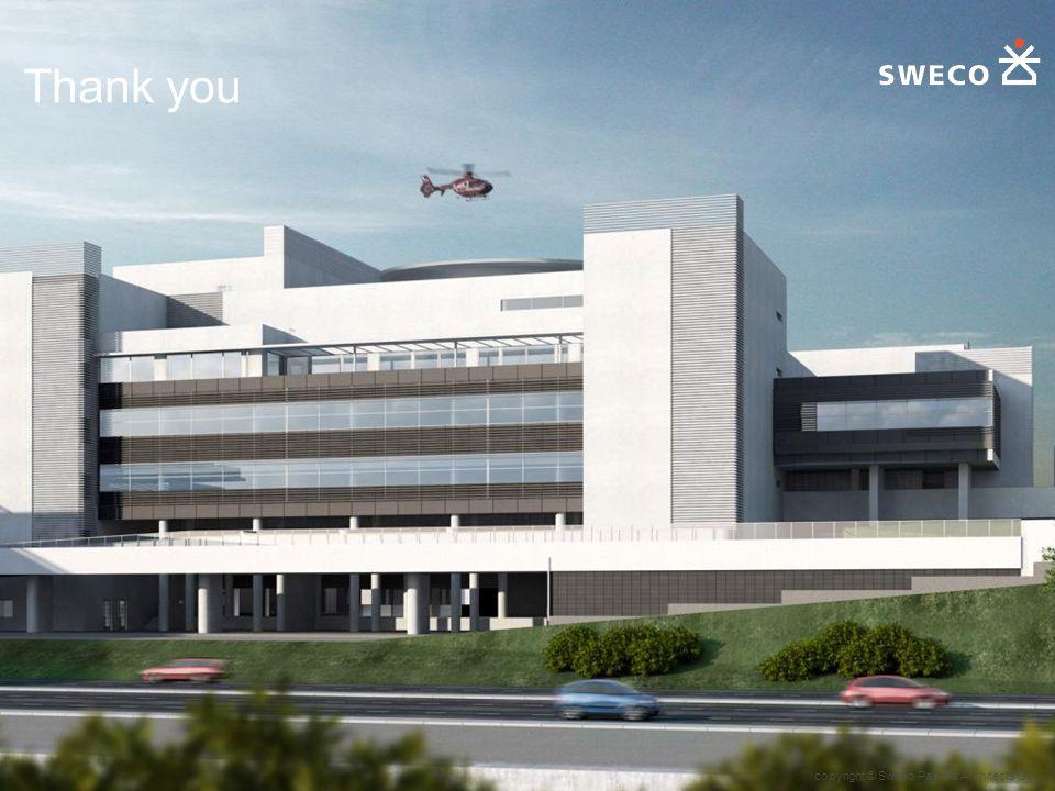 Thank you copyright © Sweco Paatela Architects Oy