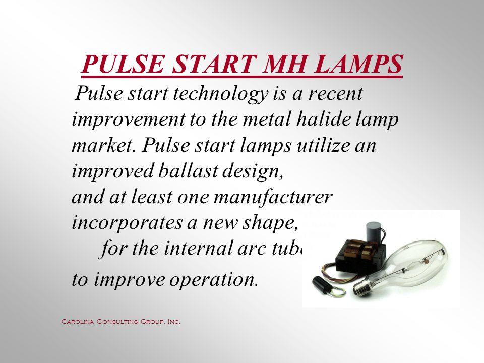 PULSE START MH LAMPS