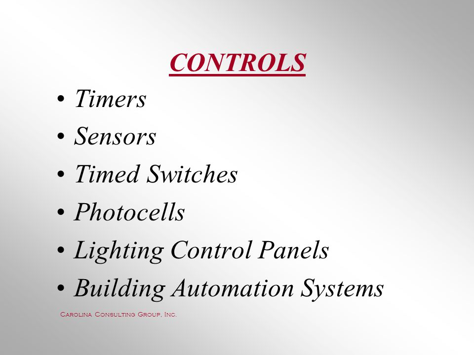 Lighting Control Panels Building Automation Systems