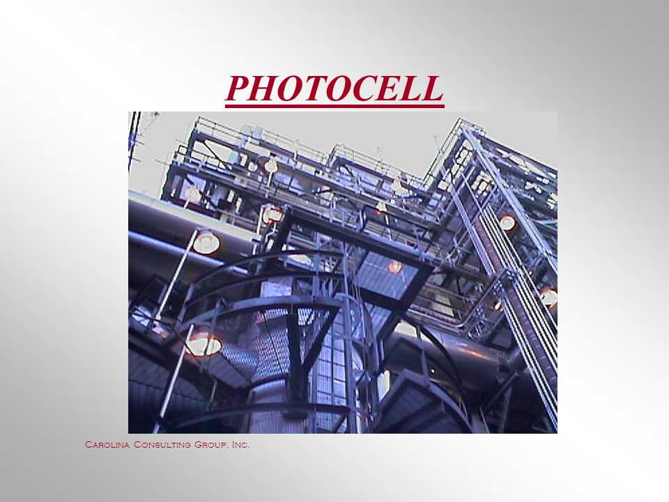 PHOTOCELL Carolina Consulting Group, Inc.