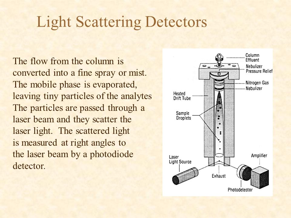 Light Scattering Detectors
