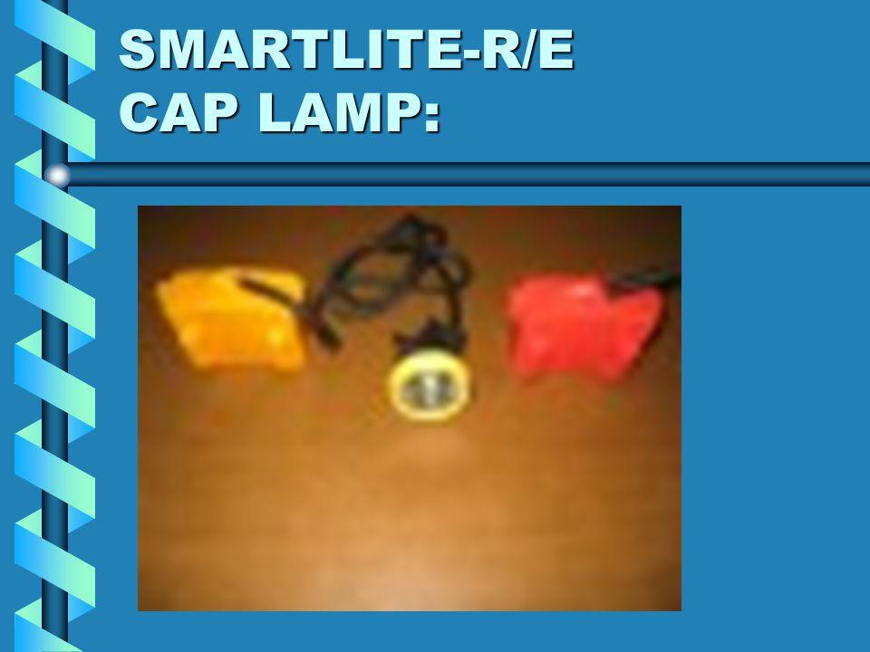 SMARTLITE-R/E CAP LAMP: