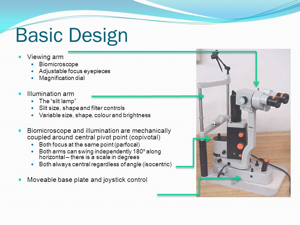 Slit lamp biomicroscopy - ppt video online download
