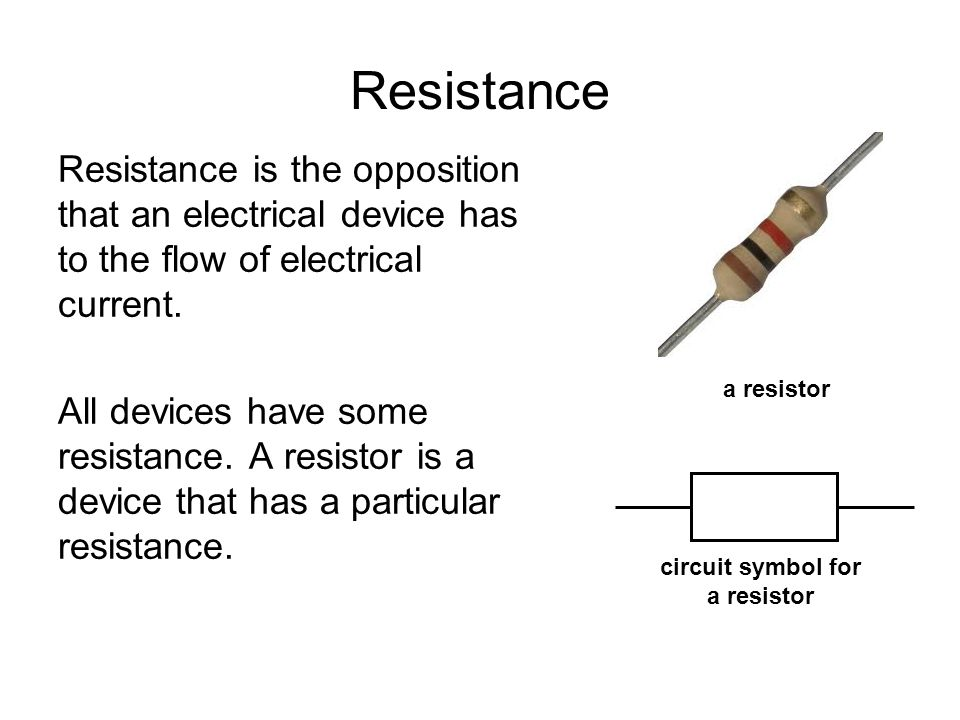 EDEXCEL IGCSE / CERTIFICATE IN PHYSICS 2-4 Electrical Resistance ...