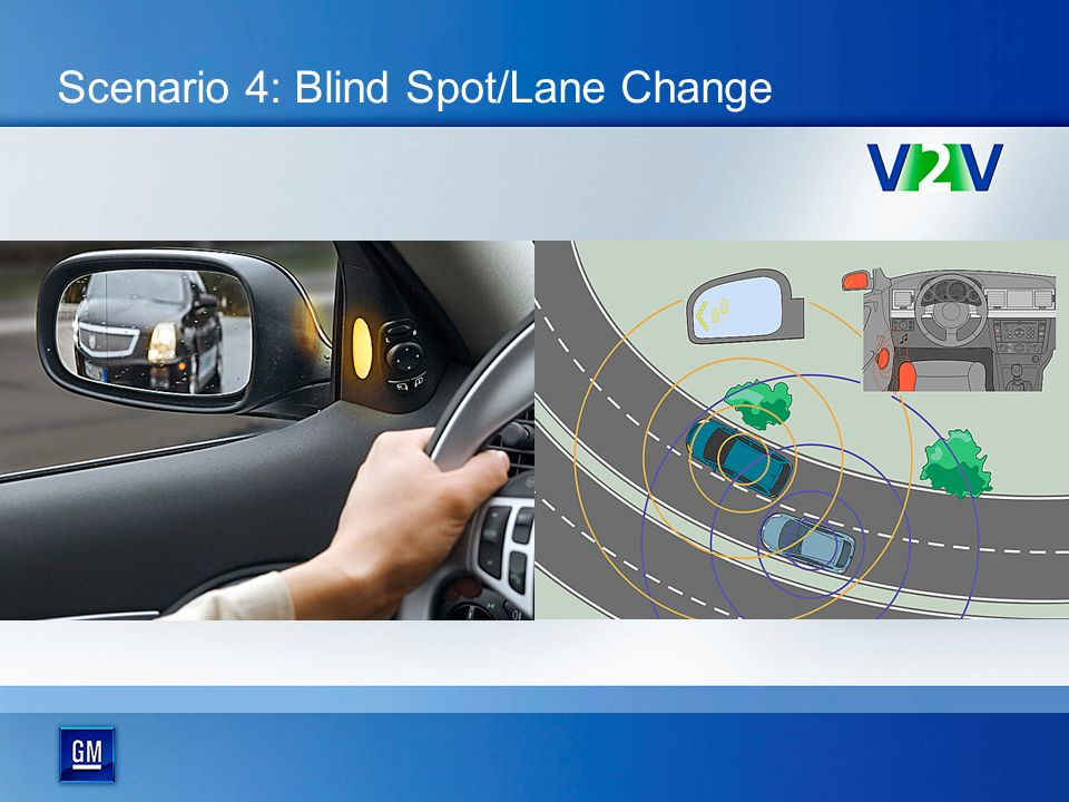 Scenario 4: Blind Spot/Lane Change