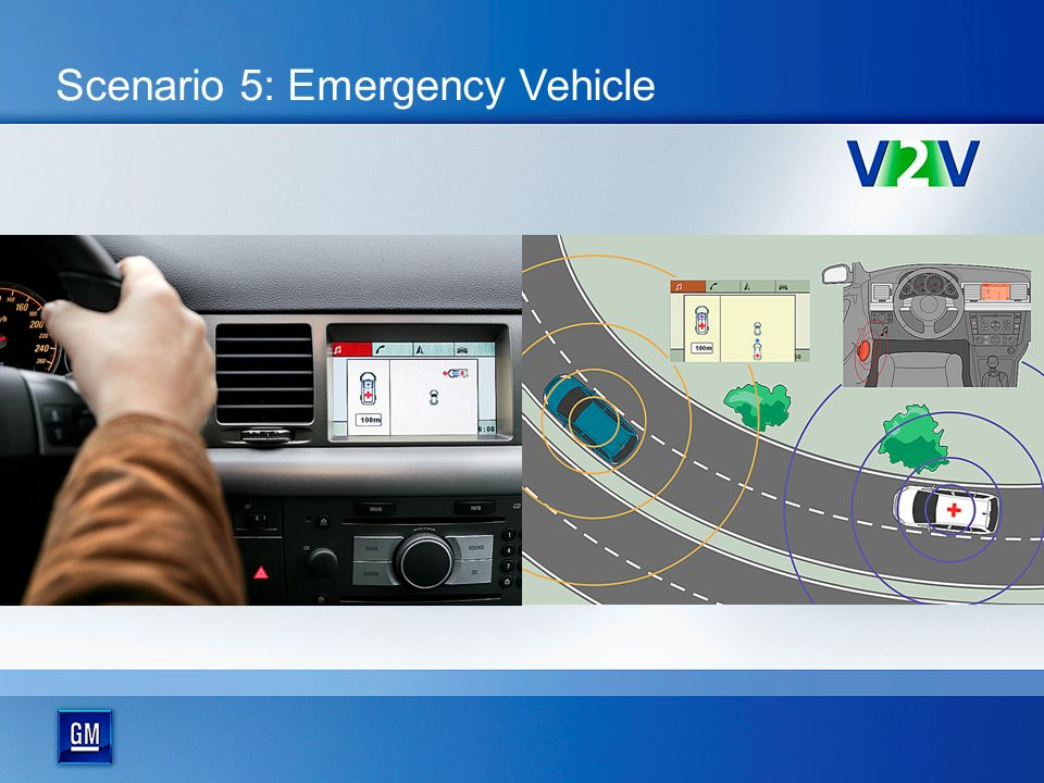 Scenario 5: Emergency Vehicle