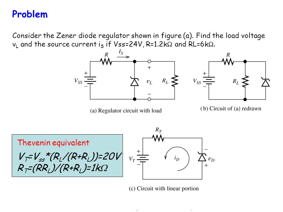VT=Vss*(RL/(R+RL))=20V RT=(RRL)/(R+RL)=1kW