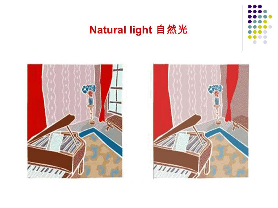Natural light 自然光