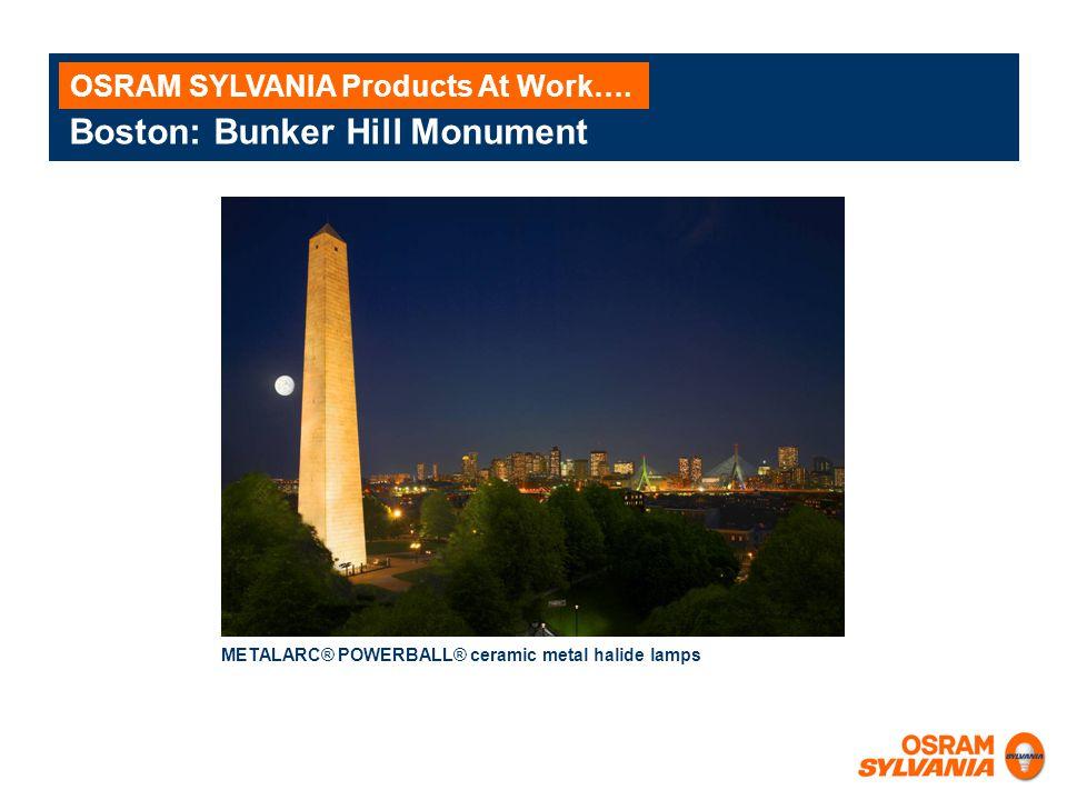 Boston: Bunker Hill Monument